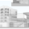 234-unit Long & 5th development looking at ways to reduce parking in the future