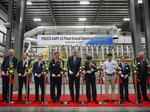 SEE INSIDE: One of the world's largest steel companies opens a $19M local facility