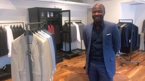 Inside a pop-up-store strategy: Men's clothier opens Domain location