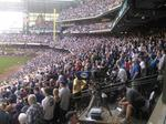 Big series, lots of Cubs fans help Milwaukee Brewers score 10th sellout of season