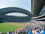 Big series, lots of Cubs fans help Brewers score 10 sellout of season