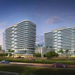 Billionaire developers nab $102M for apartments at Sole Mia