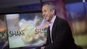 Danny Meyer, founder of Union Square Hospitality Group, speaks during an interview.