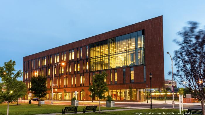 Rutgers unveils $62.5M Nursing and Science Building in Camden