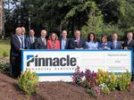 Pinnacle execs tout Raleigh strategy following Bank of N.C. merger