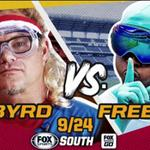 Watch: The Freeze smokes former Braves pitcher in FOX Sports South-hyped race