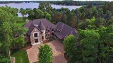 Estate Setting on Lake Minnetonka