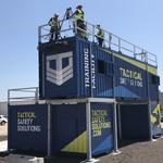 Contractor opens stand-alone rescue training facility