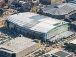 Busy downtown street near Milwaukee Bucks arena scheduled to reopen