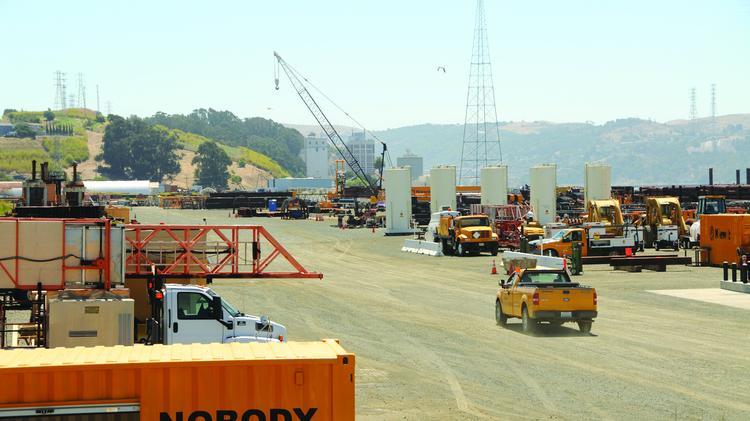 Marine Technology: Civic infrastructure starts in Vallejo
