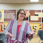 10 Minutes With... Teri <strong>Hall</strong>, Wichita State University