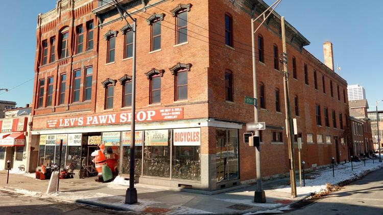 Pawn Shops Columbus Ohio >> Lev S Pawn Shop Owner Hopes To Convert Top Floors Of 220 E