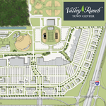 Developer reveals plans for multifamily portion of Valley Ranch Town Center