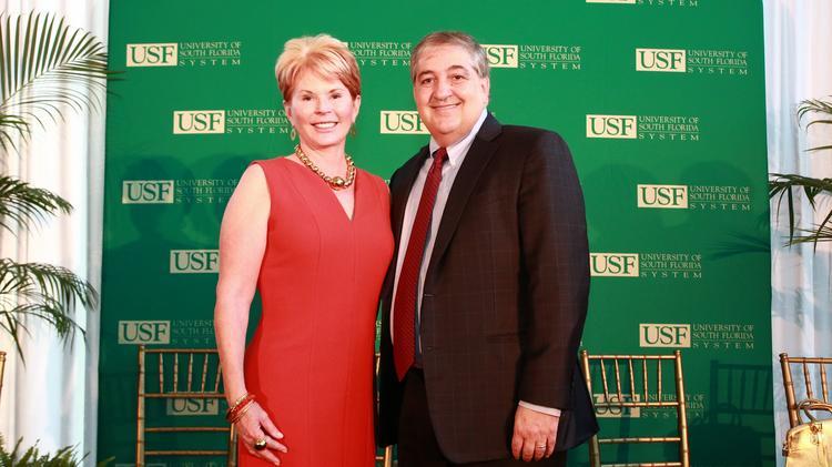 USF names graduate program for Jeff and Penny Vinik - Tampa Bay