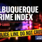 CRIME STATS: See ABQ crime rates by zip code (slideshow)