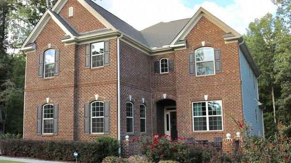 Custom Home in High Grove with a First Floor Master Retreat