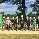 Ripken Foundation breaks ground on ninth Baltimore-area park