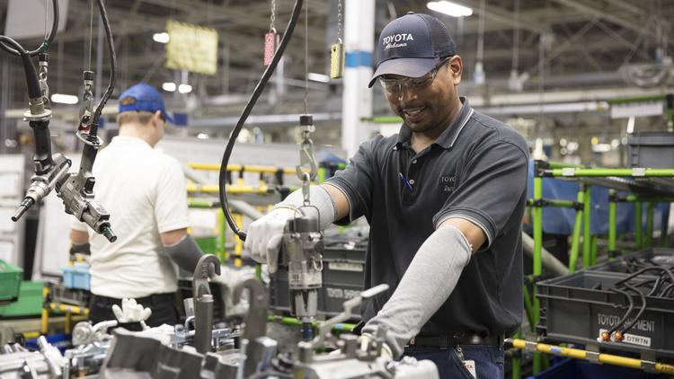 Exceptional Toyota Is Making A Major Investment In An Alabama Plant.