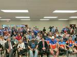 FC Cincinnati supporters show their passion at county meeting (Video)