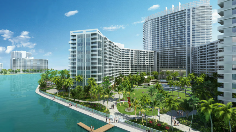 Aimco Plans Major Renovations To The Flamingo Apartments At 1420 And 1508 Bay Road In Miami