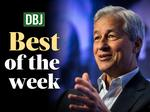 DBJ's best of the week for Sept. 23-29: A plain-talking CEO, a spine implant's new HQ and more