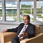 New president wants UAlbany to become an 'anchor institution'