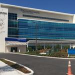 Here's your first look at the $200M project that transformed the campus at Morton Plant Hospital