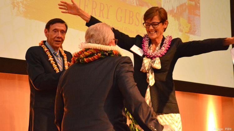 Hawaii hotel and hospitality leadership honored at 2017 Pineapple