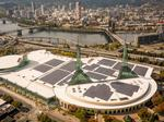 Oregon Convention Center investments in energy efficiency and solar help power local economy (Video)