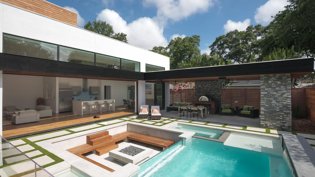 American Institute Of Architects Houston Announces 2017 Annual Home Tour Lineup Houston