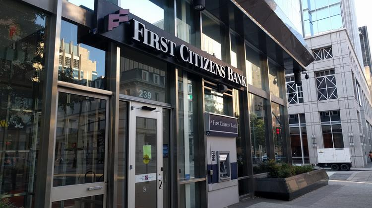 First Citizens Bank (Nasdaq: FCNCA) lobs lawsuit at