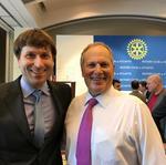 Honeywell's executive chairman sings Atlanta's praises on visit
