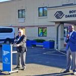 Boys & Girls Clubs' <strong>Daniels</strong>-Mardak center to reopen with $300,000 gift
