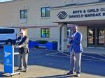 ​Boys & Girls Clubs' Daniels-Mardak center to reopen with $300,000 gift