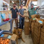 Santa Cruz startup has the scoop on smarter dog food