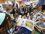 Brian Roberts' donation closes Phila. schools $3.5M reading campaign