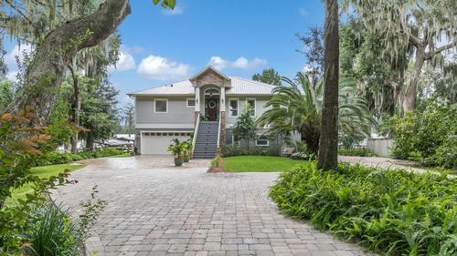 Lake Santa Fe waterfront home priced at $1,295,000