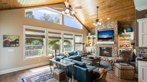 Lake Santa Fe waterfront home priced at $989,000