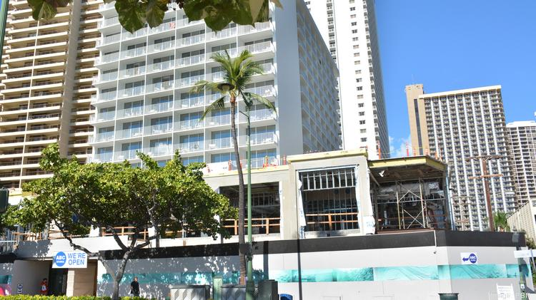 Pacific Beach Hotel Transforms Into The Alohilani Resort