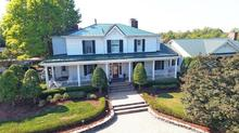 Beautiful historic manor built in 1855 - truly a gracious