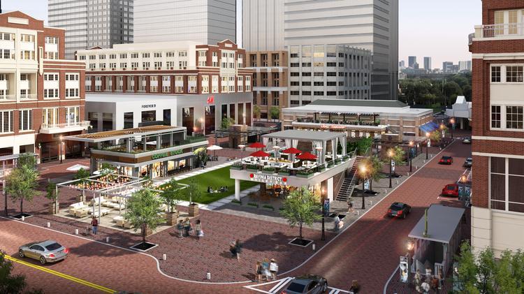 Peachtree Hotel Group Buys Atlantic Station Site Nobu Hotel