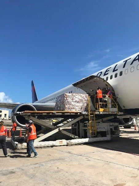 delta to increase flights to from puerto rico atlanta business