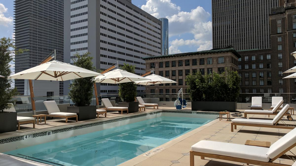 Hotel Alessandra Tour In Downtown Houston At Midway S