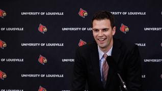 How do you think David Padgett is doing as U of L's men's basketball coach?