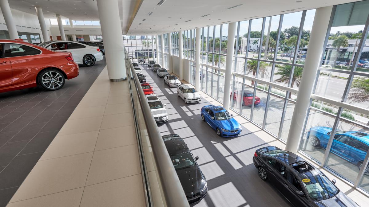 Fort Lauderdale Bmw >> Holman Automotive Opens Lauderdale Bmw East South Florida Business