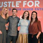 2 NYT bestselling authors talk entrepreneurship in Philadelphia