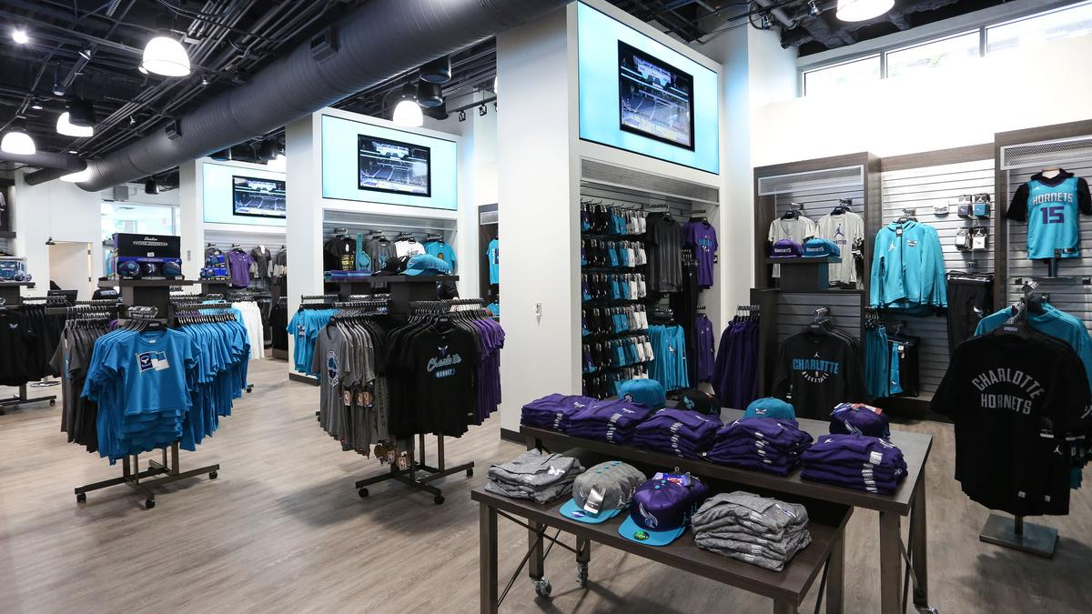 a26960684d592  CBJ Morning Buzz: Sneak peek inside Hornets' new team store; Bank of  America loses its crown; Harris Teeter faces lawsuit