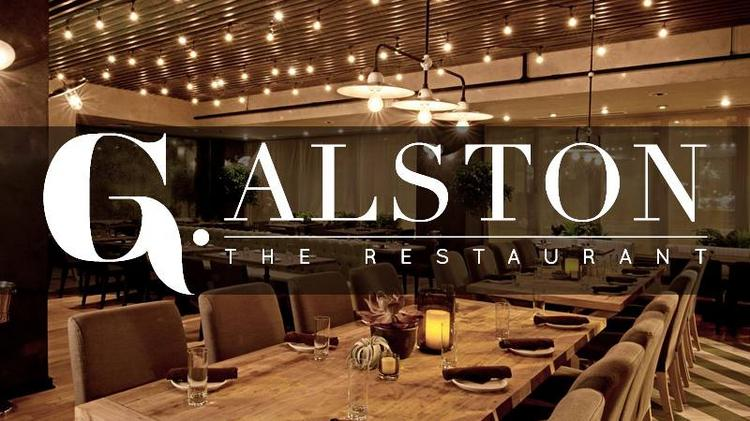 G Alston The Restaurant