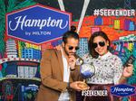 With 'seekender' campaign, Memphis-based Hilton duo win national award
