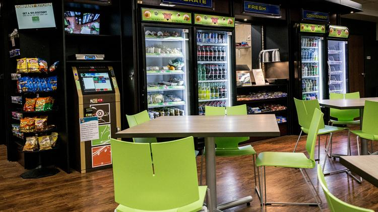 Accent Food Services bets big on healthier snacks, grows